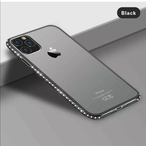 Iphone 11 max pro clear phone case